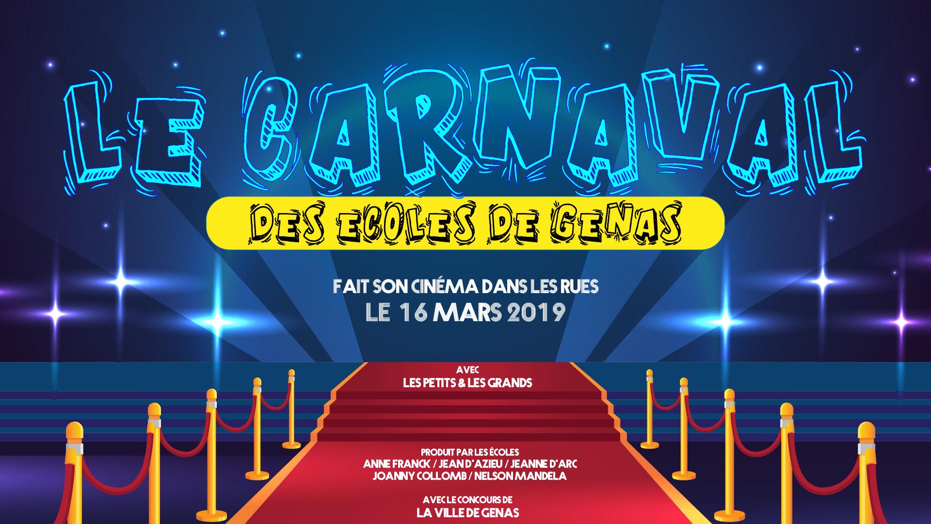 Organisation Carnaval 2019