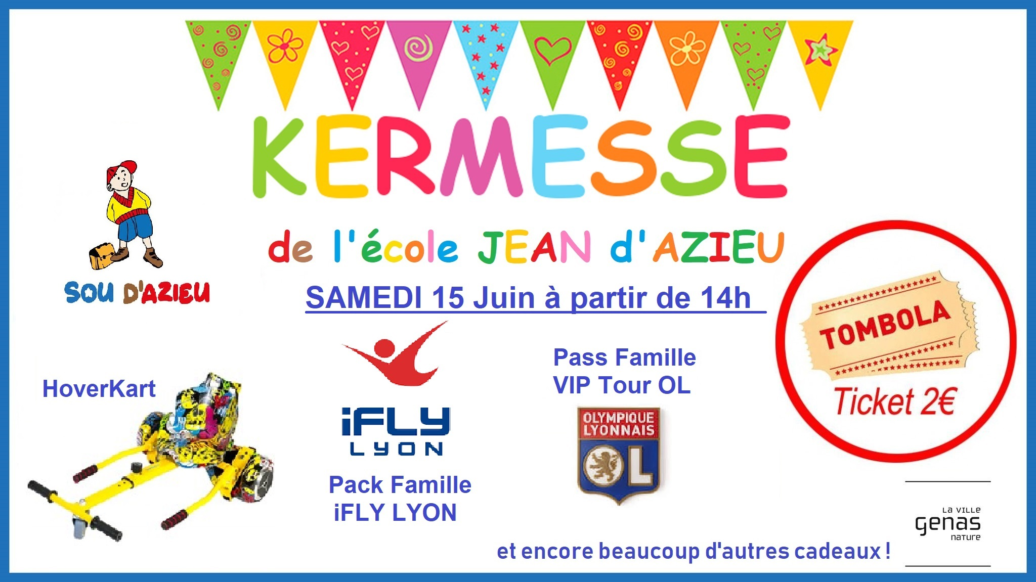 SOU AZIEU - Kermesse 2019